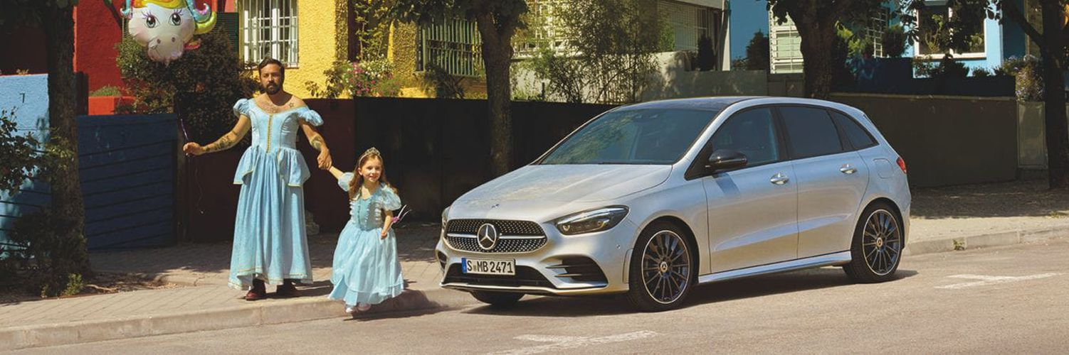 Mercedes-Benz új B-osztály