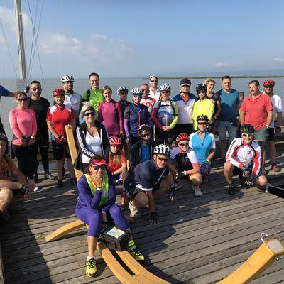 Fertő tó kör 3 napos kerékpártúra 2019