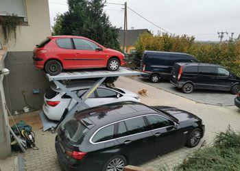 Parkolóemelők