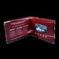 Videós brossúra