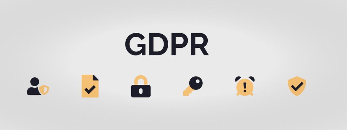 Feladatok a GDPR-ral kapcsolatban a honlapokon