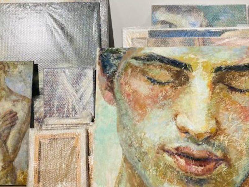 Ingyenes kiállítás nyílik Montse Valdés képeivel