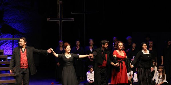 Parasztbecsület / Bajazzók - Kassai Állami Opera