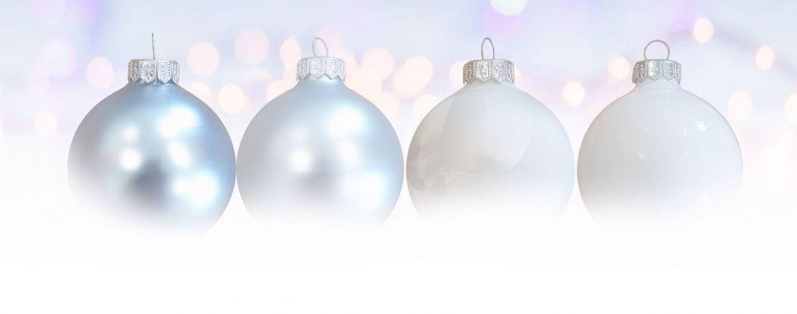 Prémium üveg karácsonyfadíszek
