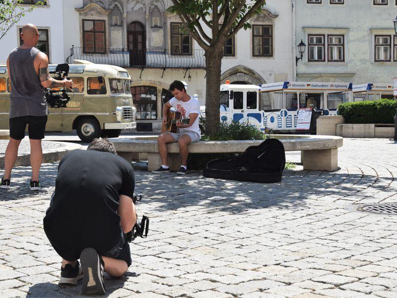 Sopronban járt a Road Movie Tillával