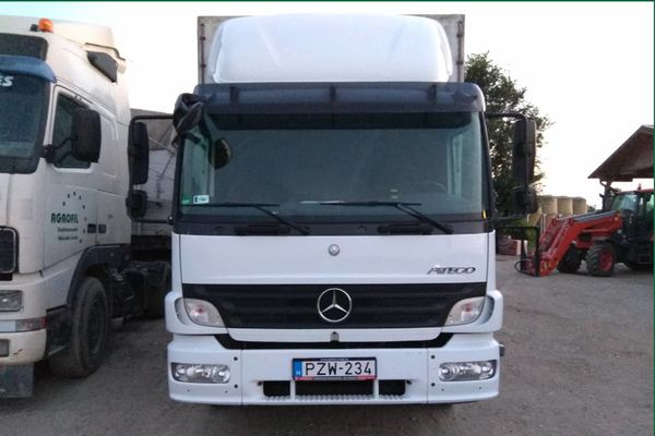 Mercedes Atego 1224 L