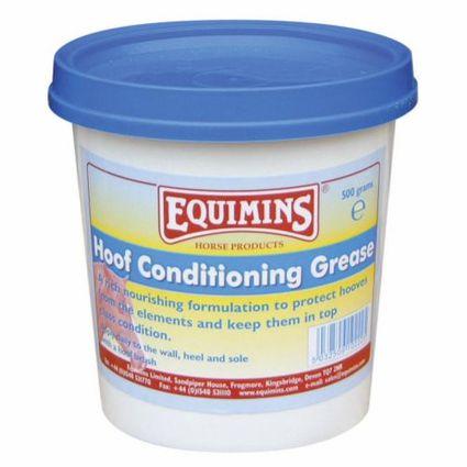 EQUIMINS HOOF CONDITIONING GREASE-Pataápoló zsír (fekete) 500g