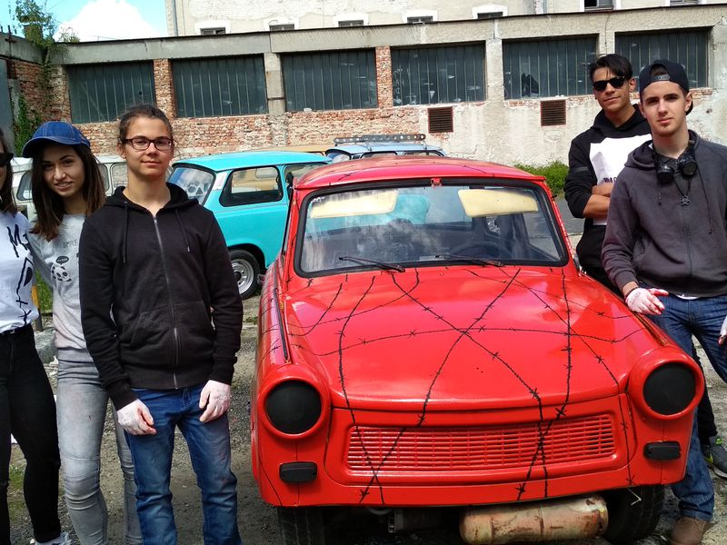 """Picnic Trabant"" got a new look"