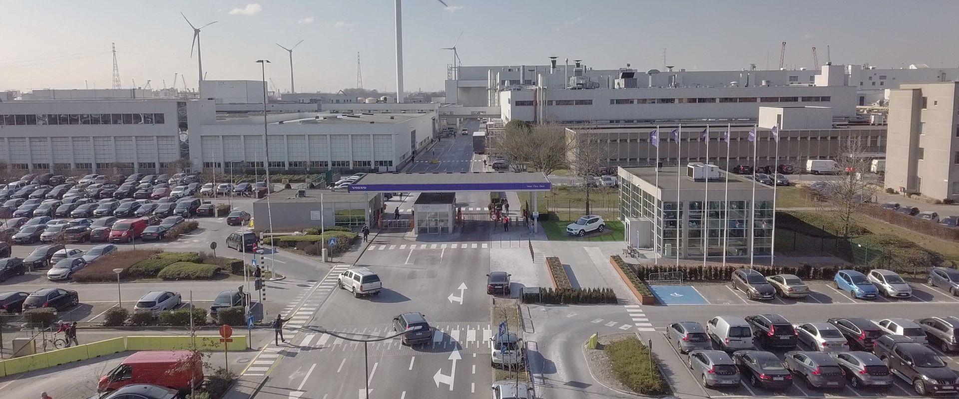 A Volvo Cars megháromszorozza genti üzeme elektromosautó-gyártó kapacitását, miután 2020-ben meredeken emelkedtek a vállalat elektromosautó-eladásai