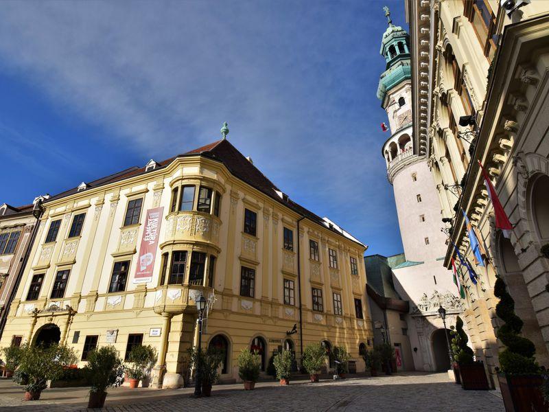 Szarka Gyula Sopron hűségét is megénekelte