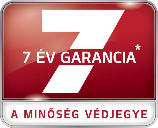 KIA 7 ÉV GARANCIA