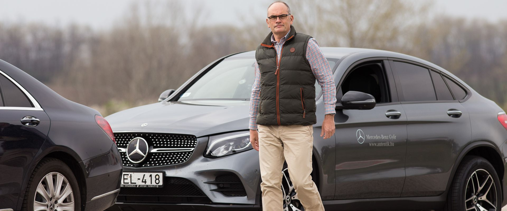 Gundel Takács Gábor - Márkanagykövet Mercedes-Benz