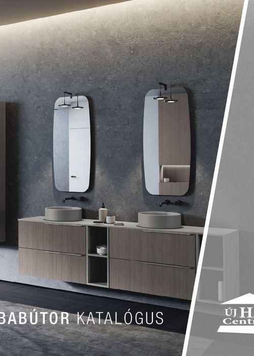 Fürdőszobabútor katalógus 2021