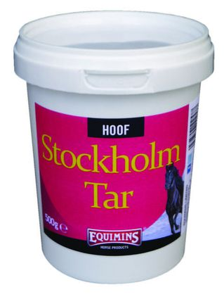 EQUIMINS STOCKHOLM TAR-Fenyőkátrány nyírrothadás ellen gyógyhatású készítmény 1kg