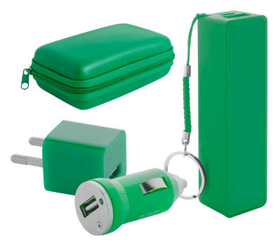 Rebex USB töltő és power bank szett