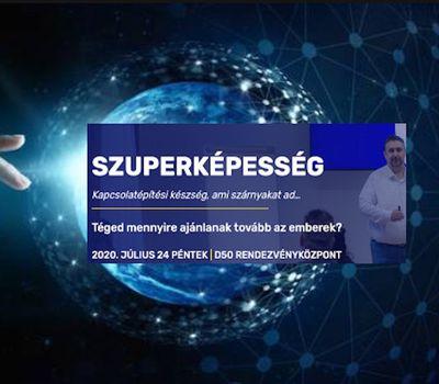 SZUPERKÉPESSÉG - KÉPZÉS