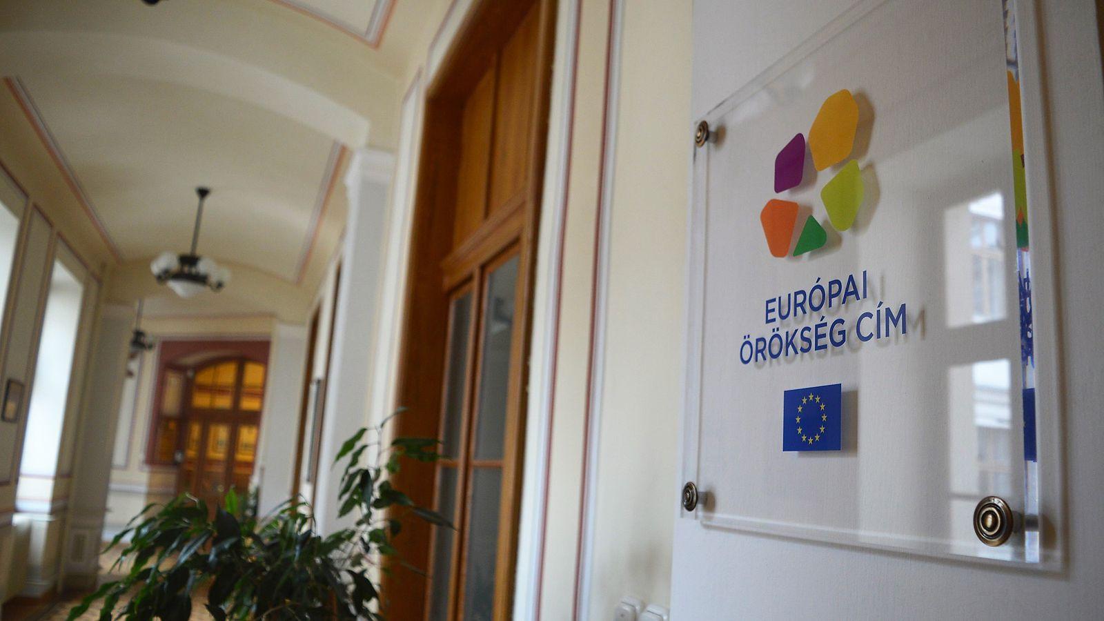 Európai örökség cím