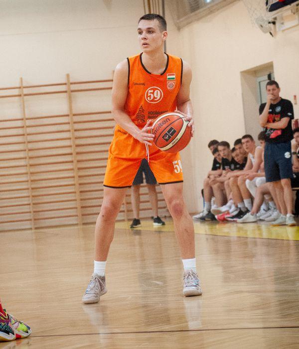 Csendes Péter nemzetközi tornán képviselte  a soproni sportiskolát és a Líceumot is
