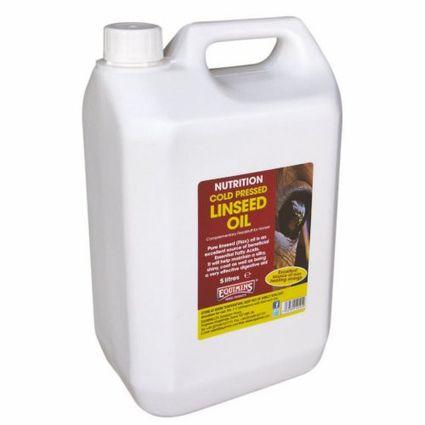 EQUIMINS LINSEED OIL-Lenmagolaj 5L