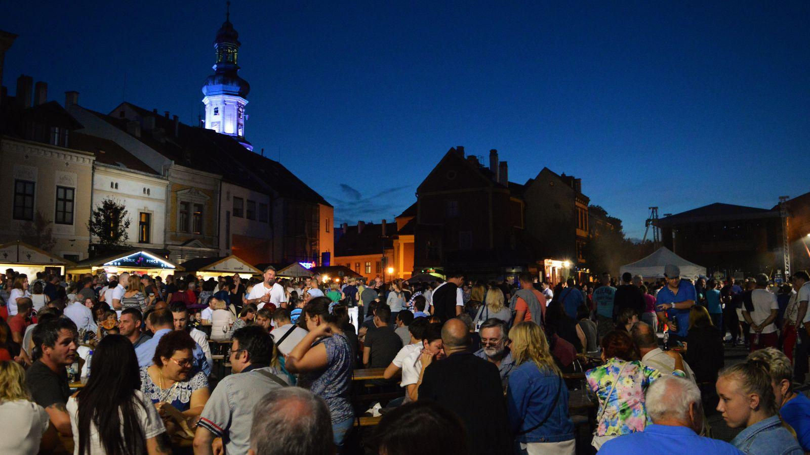 Sopron Picnic at Várkerület