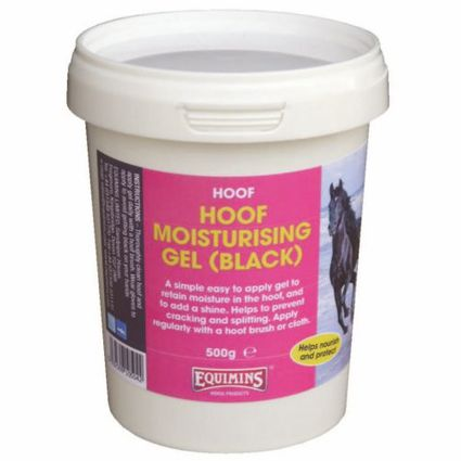 EQUIMINS HOOF MOISTURISING GEL(Fekete)– Fekete hidratáló pataápoló gél 500 gramm