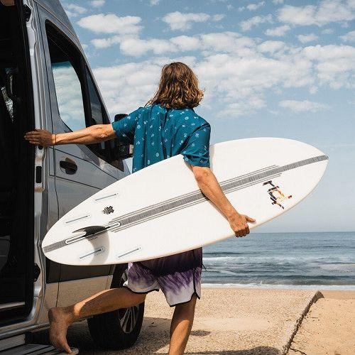 A szörfös mobilház