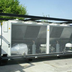 Klíma berendezés - Chiller 500 kW